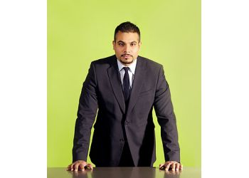 Burlington employment lawyer Rehan Khalil
