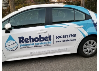 Surrey commercial cleaning service Rehobet Janitorial Services Ltd.