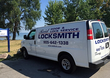 Stouffville locksmith Reid Door & Lock Service