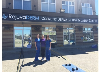 Grande Prairie med spa RejuvaDERM Cosmetic Dermatology & Laser Centre