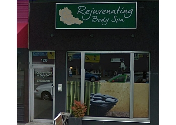 North Vancouver spa Rejuvenating Body Spa