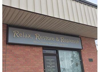 Stratford massage therapy Relax, Restore & Replenish