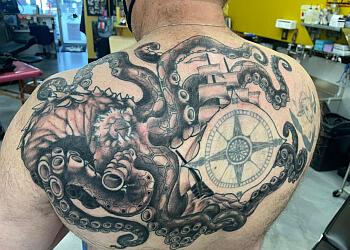 Nanaimo tattoo shop Relegation Tattoo