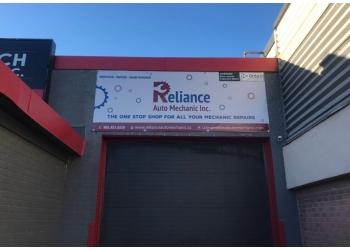 Brampton car repair shop Reliance Auto Mechanic Inc.