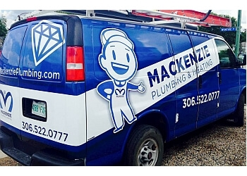 Regina plumber Reliance MacKenzie Plumbing & Heating