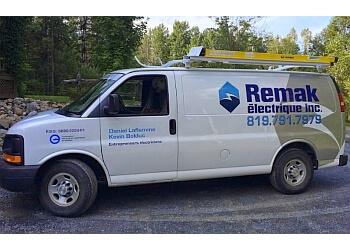 Sherbrooke electrician Remak Électrique, Inc.