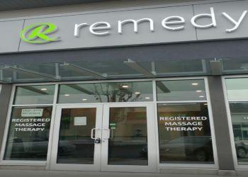 Richmond massage therapy Remedy Massage Therapy