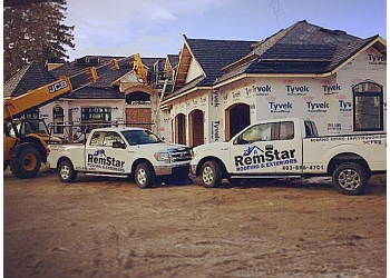 Red Deer roofing contractor Remstar Roofing & Exteriors
