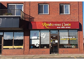 Drummondville pet grooming Rendez-vous Canin inc.