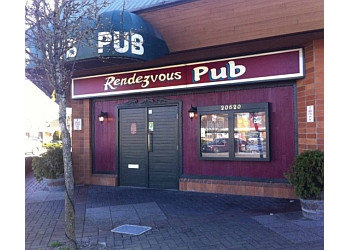 Langley sports bar Rendezvous Pub