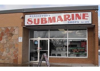 Burlington sandwich shop Rendezvous Submarine Shops