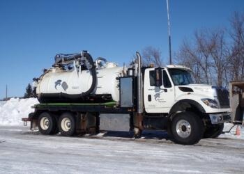 St Albert septic tank service Rene's Vacuum Services Inc.