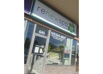 Windsor massage therapy Renew Clinic & Spa