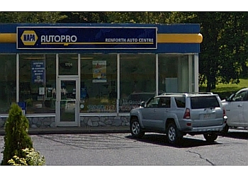 Saint John car repair shop Renforth Auto Centre