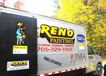 Orillia painter Reno Painting