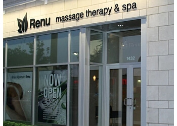 Ottawa massage therapy Renu