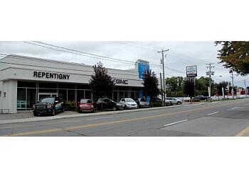 Repentigny car dealership Repentigny Chevrolet Buick GMC