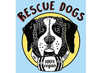 St Catharines vegetarian restaurant Rescue Dogs