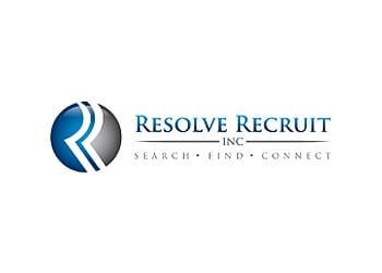 Mississauga employment agency Resolve Recruit
