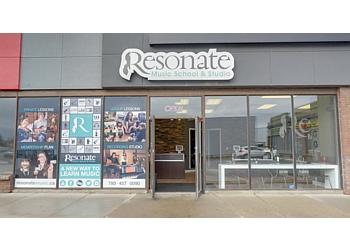 Edmonton music school Resonate Music School & Studio