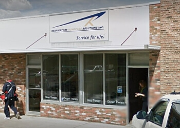 Medicine Hat sleep clinic Respiratory Home Care Solutions