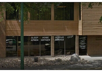 Lethbridge sleep clinic Respiratory Homecare Solutions Inc.