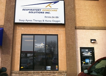 St Albert sleep clinic Respiratory Homecare Solutions Inc.