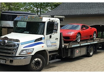 Ottawa towing service Response Towing