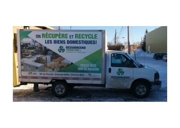 Drummondville furniture store Ressourcerie Transition Inc.
