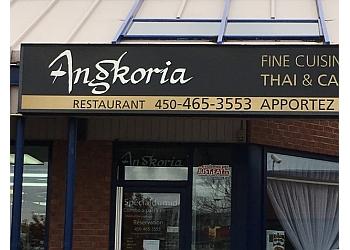 Brossard thai restaurant Restaurant Angkoria