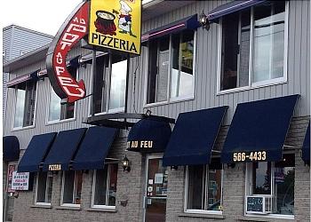 Sherbrooke pizza place Restaurant Au Pot Au Feu Pizzeria