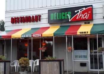 Quebec thai restaurant Restaurant Délices Thaï