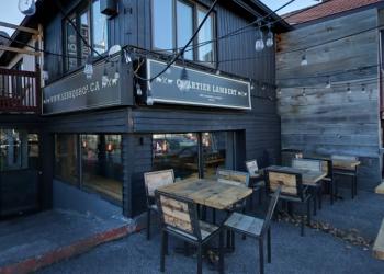 Gatineau bbq restaurant Restaurant Fumoir Le BBQ Shop