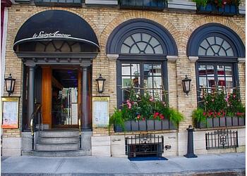 Quebec french cuisine Restaurant Le Saint-Amour