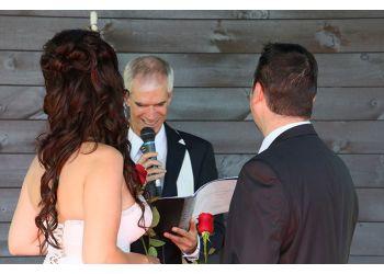 Quebec wedding officiant Rev. Dr Louis Lafrance