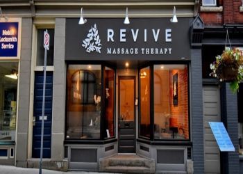 Cambridge massage therapy Revive Massage Therapy