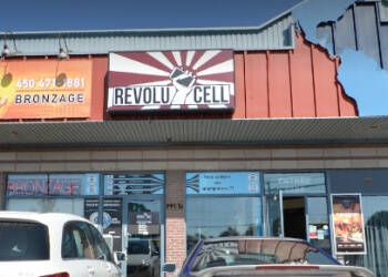 Terrebonne cell phone repair Revolucell
