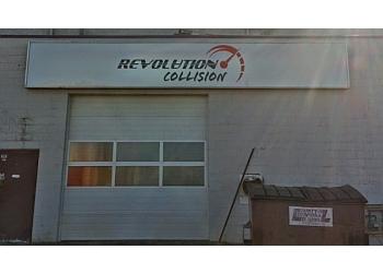 Grande Prairie auto body shop Revolution Collision