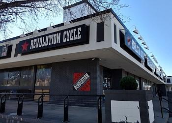 Edmonton bicycle shop Revolution Cycle