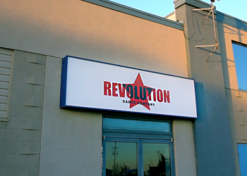 Caledon dance school Revolution Dance Company