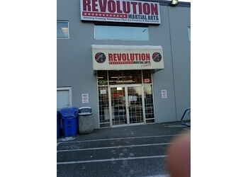 Langley martial art Revolution Martial Arts and Fitness