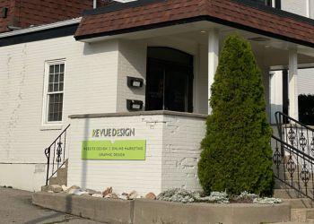 Belleville web designer Revue Design