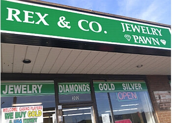 Windsor pawn shop Rex & Co. Pawn Shop