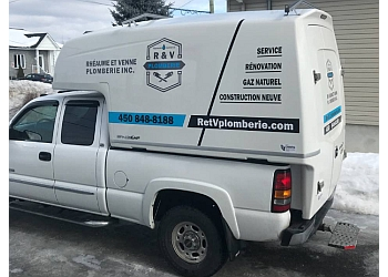Mirabel plumber Rhéaume & Venne Plomberie Inc.