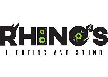 Regina dj Rhino's Lighting & Sound