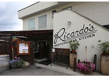 Kelowna mediterranean restaurant Ricardo's Mediterranean Kitchen