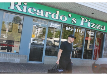 Abbotsford pizza place Ricardo's Pizza
