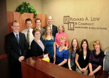 Lethbridge bankruptcy lawyer Richard A. Low