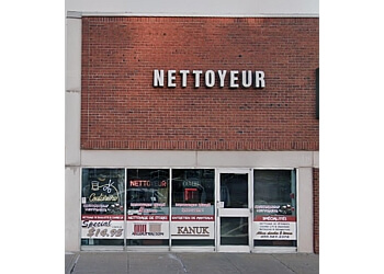 Repentigny dry cleaner Richard Archambault Nettoyeur inc.