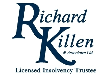 Halton Hills licensed insolvency trustee Richard Killen & Associates Ltd.